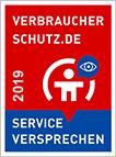 Wir sind geschützt von Verbraucherschutz.de